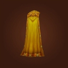 Insignia Cloak, Careful Coverings, Elementalist Cloak Model