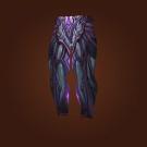 Valorous Frostfire Leggings Model