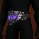 Prideful Gladiator's Waistband of Accuracy Model