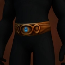 Jewel-Encrusted Sash, Dreamer's Belt, Diviner's Cinch Model