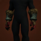 Grips of Vicious Mauling, Rylakstalker's Gloves Model