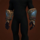 Relentless Gladiator's Scaled Gauntlets, Relentless Gladiator's Ornamented Gloves Model