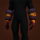 Firelord's Gloves Model
