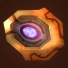 Landslide Buckler, Ancient Draenei Crest Model