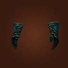 Hematite Plate Gloves, Endwyn's Flickering Gauntlets, Hematite Plate Gloves, Gear-Marked Gauntlets Model