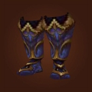Guardian's Lamellar Greaves, Guardian's Ornamented Greaves, Guardian's Scaled Greaves Model