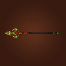 Staff of the Forest Lord Model