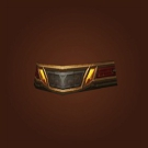 Wrathful Gladiator's Belt of Triumph Model