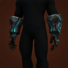 Primal Gladiator's Ironskin Gloves Model