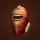 Embossed Plate Helmet, Scarab Plate Helm, Bloodfist Helmet, Reinforced Heaume, Warlord's Iron-Helm Model