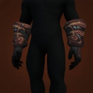 Tyrannical Gladiator's Plate Gauntlets, Tyrannical Gladiator's Plate Gauntlets Model