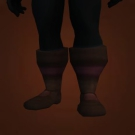 Heavy Clefthoof Boots Model
