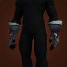 Relentless Gladiator's Mooncloth Gloves, Relentless Gladiator's Satin Gloves Model