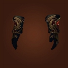 Valorous Plagueheart Gloves Model