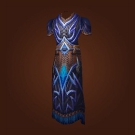 Scorched Wormling Vest, Stormrider's Robes, Stormrider's Vestment, Stormrider's Raiment Model