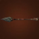 Hozen Warrior Spear Model