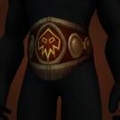 Girdle of the Dauntless Conqueror Model