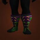 Hibernal Boots, Venomshroud Boots, Eldr'naan Boots Model