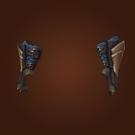 Wild Aspirant's Chain Gauntlets, Wild Combatant's Gauntlets, Wild Combatant's Chain Gauntlets Model