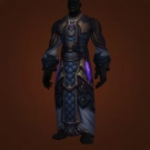 Dreadful Gladiator's Silk Robe, Crafted Dreadful Gladiator's Silk Robe Model