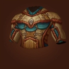 Firecracker Chestguard Model