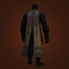 Tawnyhide Cape Model
