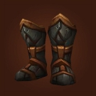 Crafted Malevolent Gladiator's Warboots of Alacrity Model