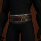 Aerie Belt, Tooth-Marked Girdle, Condor Belt, Vizier Sash Model