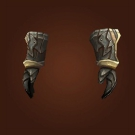 Crafted Dreadful Gladiator's Plate Gauntlets Model