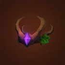 Nordrassil Headpiece Model