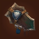 Wild Combatant's Shield Wall Model