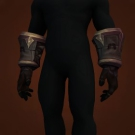 Bloodthirsty Gladiator's Linked Gauntlets, Bloodthirsty Gladiator's Mail Gauntlets, Bloodthirsty Gladiator's Ringmail Gauntlets Model