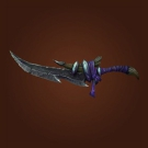 Windfang Sabre, Incised Sword, Taladorantula Terrorfang, Stingtail's Toxic Stinger, Talon Guard Shortblade Model