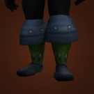 Nightscape Boots, Discarded Swampstalker Boots Model
