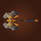 Ghostly Battle Axe Model