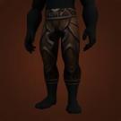 Demon Stalker Greaves Model