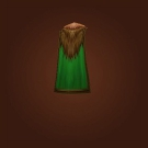 Vital Cape, Shadewood Cloak, Forest Shroud Model