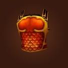 Battleforge Armor, Blood Knight Breastplate Model