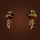 Replica Marshal's Dreadweave Gloves Model