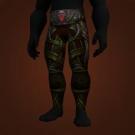 Conqueror's Terrorblade Legplates Model