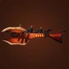 Vengeful Gladiator's Rifle Model