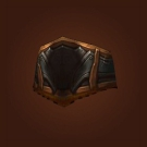 Crafted Malevolent Gladiator's Girdle of Prowess Model