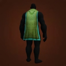 Imbued Cadet Cloak, Cookie's Table Cloth, Cookie's Table Cloth, Stormbinder Cloak of Wisdom Model