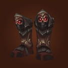 Tyrannical Gladiator's Warboots of Alacrity Model