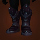 Blackrock Infantry Warboots, Gul'rok Sabatons, Foundry-Fired Plate Warboots, Stonebreaker Sabatons Model