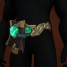 Crafted Malevolent Gladiator's Clasp of Meditation, Crafted Malevolent Gladiator's Clasp of Cruelty, Malevolent Gladiator's Clasp of Cruelty, Malevolent Gladiator's Clasp of Meditation, Malevolent Gladiator's Clasp of Meditation, Malevolent Gladiator's Clasp of Cruelty Model