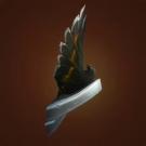 Ravenwing Pauldrons Model