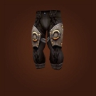 Warstrife Leggings, Wicked Leather Pants Model
