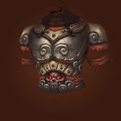 Tyrannical Gladiator's Dreadplate Chestpiece Model