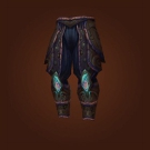Aberration's Leggings, Wind Stalker Leggings Model